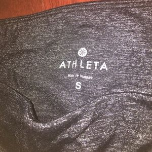 Grey Athleta leggings